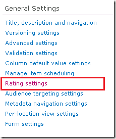 RatingSettings