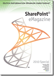 SharePoint eMagazine Cover
